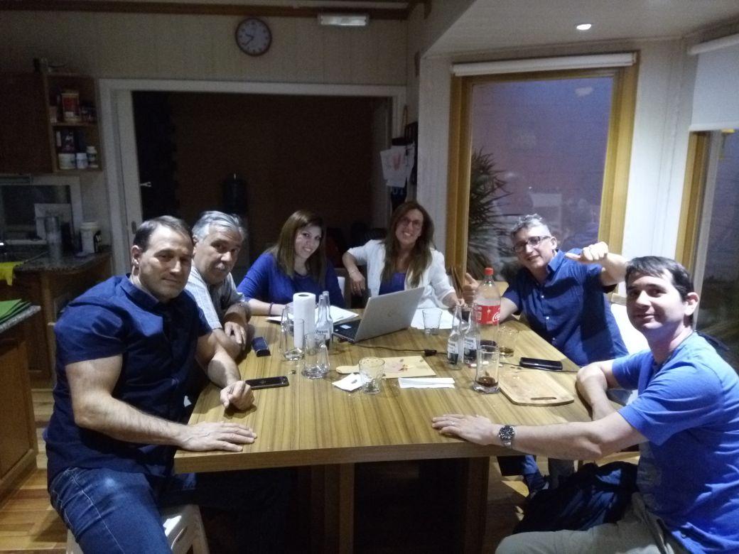 1° Encuentro entre ATOCH (Chubut) y ANSOT (Santa Cruz)